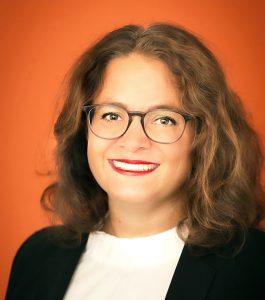 BUWOG-Projektleiterin Juliane Holtmeyer