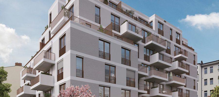 Wohnraum schaffen mit Nachverdichtung: Hof im Hot-Spot