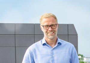 Dr. Karsten Schmidt begrüßt die BUWOG im Open Disctrict Hub e.V.