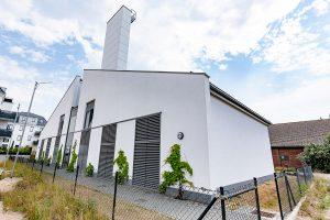 Primärenergiefaktor Null: Die erfolgreich realisierte Energiezentrale im BUWOG-Quartier 52 Grad Nord. Credit: BUWOG / Fabian Frühling