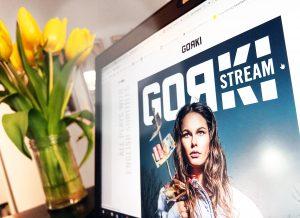 Streamen & spenden: Im Gorki Theater geht immer mittwochs um 18 Uhr eine Gorki-Produktion für 24 Stunden online. Foto: BUWOG