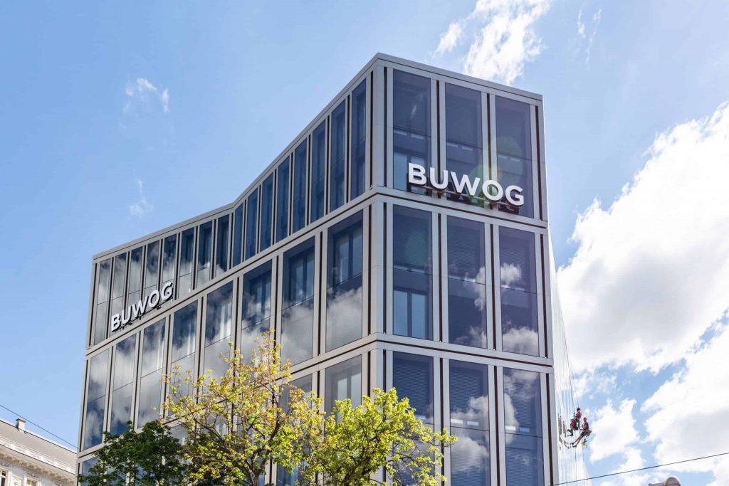 Das neue Kunden- und Verwaltungszentrum der BUWOG