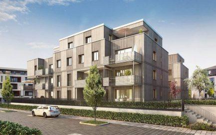 """""""Holzhybrid ist ein Konzept für nachhaltigen Wohnungsbau"""""""