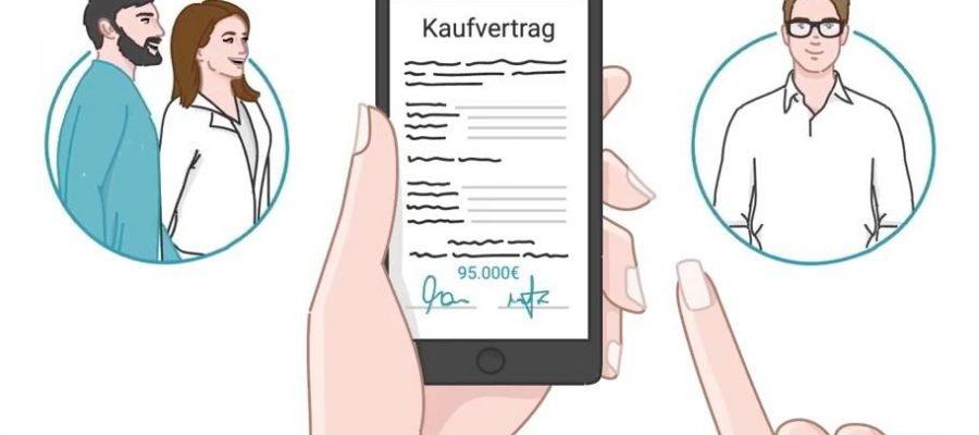 Die erste digitale Immobilientransaktion: Herausforderungen und Potentiale
