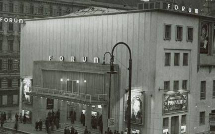 Von Delikatessen, Filmkunst und Wohnkultur: Zur Geschichte der Rathausstraße 1