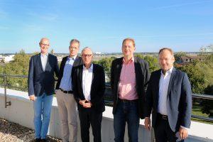 Gründung der IG Umfeld BER 2020 (c) Foto BUWOG - Divé