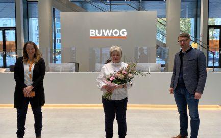 BUWOG persönlich: Ilse Drauch, Development Bestellwesen