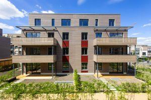 Holz-Hybrid-Haus in Berlin-Grünau