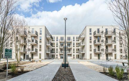 Neue Mietwohnungen für Berlin: BUWOG startet Vermietung von CUBIST