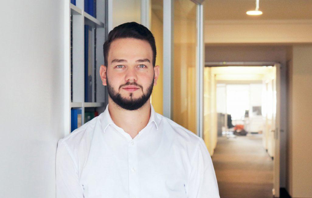 BUWOG persönlich: Lukas Dellbrück, Junior Development Manager