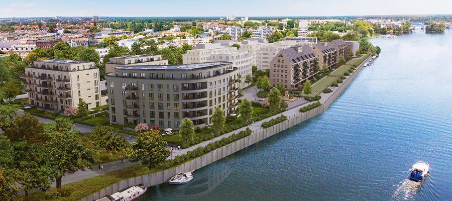Building sustainably: the BUWOG SPEICHERBALLETT residential neighbourhood in Berlin-Spandau