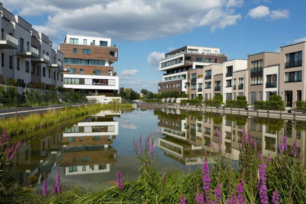 The 52° Nord development is growing: construction of BUWOG HELLING HOF begins in Berlin-Grünau