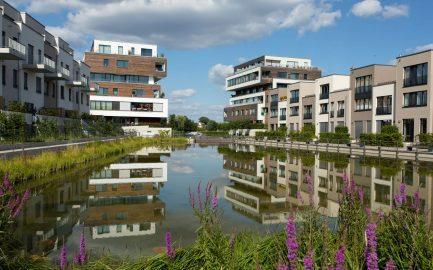 Das Quartier 52° Nord wächst: Baustart von BUWOG HELLING HOF in Berlin-Grünau
