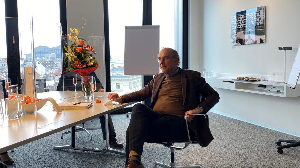 BUWOG persönlich: Karl Keusch, Baumanagement