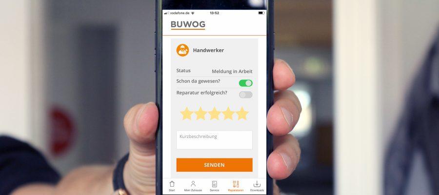 Digital property management: BUWOG presents new app
