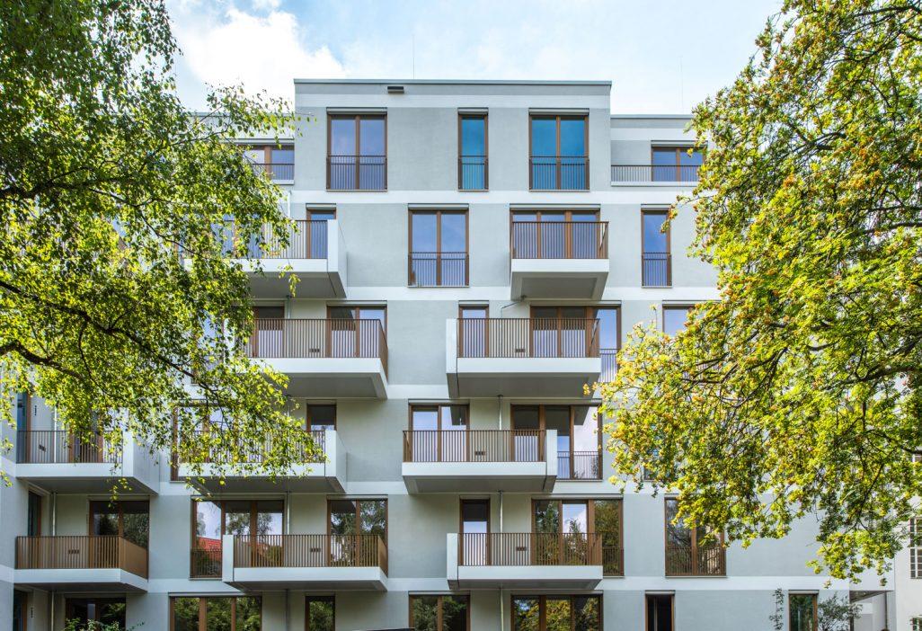 BUWOG XBERG LIVING: Neue Wohnungen im Kreuzberger Graefekiez
