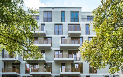 BUWOG XBERG LIVING: New flats in Kreuzberg's Graefekiez